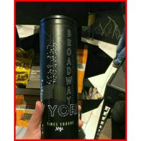 (Limited) Starbucks Tumbler Troy New York Times Square