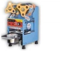 CUP SEALER FULL AUTO / MESIN PRESS CUP FULL AUTO DOUBLE THUNDER