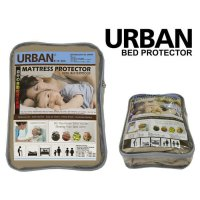 Bed Cover Protector Urban Seprei Waterproof King Size 180x200 Velve