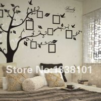 Sticker Wallpaper Dinding Photo Tree
