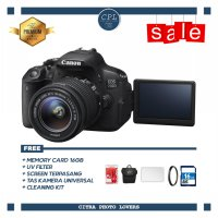Canon EOS 700D Kit 18-55mm IS STM - Paket Digidaw