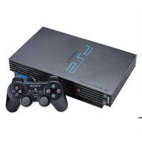 [Limited Offer] Ps2 Fat Sony + Hardisk 40giga + Full Games