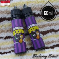 Goober 60ml Eliquid Vape - Blueberry Peanut (Premium Liquid)