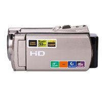 Camcorder 1080P FHD Night Vision WIFI Digital Video Camera HDMI And Touchscreen
