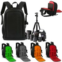 Outdoor Waterproof Photo Camera laptop Sling Backpack Bag for DSLR Canon for Nikon for Sony
