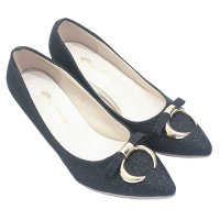 Dr.Kevin Women Heels 65149 Black