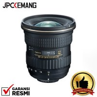 Tokina for Nikon AT-X 11-20mm f/2.8 PRO DX GARANSI RESMI