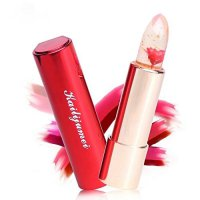Kailijumei Flower Jelly Lipstick #Flame Red