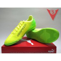 SEPATU FUTSAL - PUMA evoSPEED 17.5 IT ORIGINAL ART#10402701