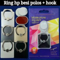I Ring Polos / I-Ring Stand / Pegangan Hp / Handphone Holder