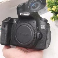 camera CANON 60D body only