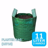 Jirifarm (10716) Planter Bag with Handle 11 Liter Diameter 24cm Tinggi 25cm