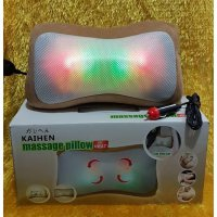 kaihen mobile spirit massage cushion bantal pijat leher punggung alat