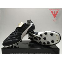 SEPATU BOLA - PUMA King Top Stripe FG Original #103571-01