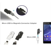 Micro USB to Magnetic Charger Adapter Sony Xperia Z3 /Z2 / Z1 / Z Ultr