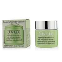 Clinique Superdefense Daily Defense Moisturizer SPF 20 - Combination Oily to Oily (Limited Edition) 75ml/2.5oz