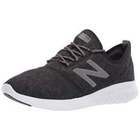 Sepatu Olahraga Lari GYm Fitness New Balance Coast V4 FuelCore Men's Running - Black MCSTLCB4