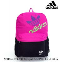 Tas Ransel Import Adidas Backpack 5R 029-A3 - 3