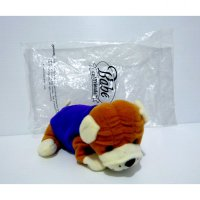 Boneka Anjing Dog Babe And Friends Original Universal Studios