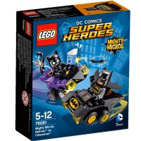 LEGO 76061 : DC Mighty Micros Batman vs Catwoman Super Heroes