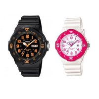 JAM TANGAN CASIO ORIGINAL CP046 Couple Watch