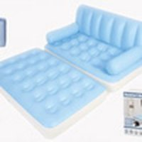SOFA BED 5 IN 1 KASUR UDARA ANGIN SOFABED 5IN1