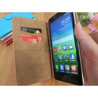 Alcatel OneTouch Pixi First Case Book Cover Casing