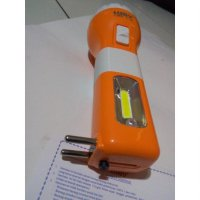 Senter charger plus lampu led LUBY best quality SJ0050
