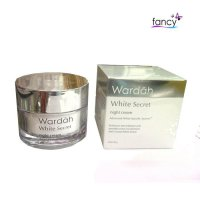 WARDAH WHITE SECRET NIGHT CREAM 30gr