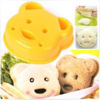 Sandwich Mold Teddy Bear | Cetakan Roti Teddy Bear