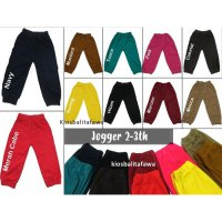 Jogger uk 2-3th Boy n Girl / Jogger Pants Celana Panjang Balita SJ0029