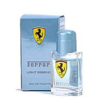 [Hall of Fame Mercy ta] Ferrari Light Essence EDT 4ml stylish and simple the reverberation