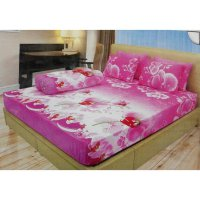 Sprei lady Rose 180 Orchid