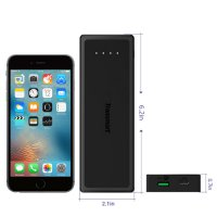 Power Bank Tronsmart Presto USB Type C 12000mAh Quick Charge 3.0