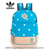Tas import Adidas Backpack 2Tone 90191 - 4