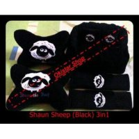 Bantal Mobil Shaun The Sheep 3in1