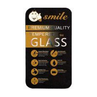 Smile Tempered Glass Andromax A - Clear