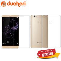 HUAWEI HONOR NOTE 8 Tempered Glass Handphone Softcase Transparan