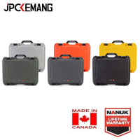 Nanuk 925 Waterproof Hard Case with Padded Divider