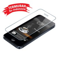 Tempered Glass iPhone 5/5s/5c/SE 0,15mm Curved Edge Taff Japan 9H