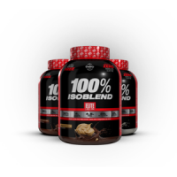 Elite Labs 100% Iso Blend 4Lb Whey Protein Isolate