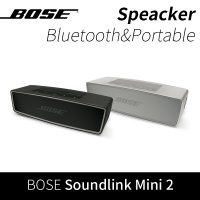 [BOSE] SoundLink Mini II Bluetooth Speaker (Carbon/Pearl) Genuine / portable sound bar audio