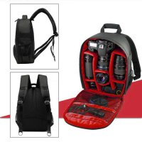 Tas Kamera SLR Camera DSLR Backpack for d7100 Small Compact Pocket