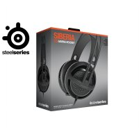 STEELSERIES Headset Gaming Siberia 150 USB - BLACK