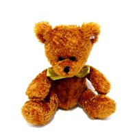 Boneka Teddy Bear Jewel Earing Import Doll