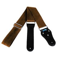 [worldbuyer] MoozikPro Acoustic Guitar Strap - Soft Cotton no Slide During Playing and Cut/12666