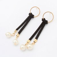 Anting Korea Bohemian round shape decorated simple design