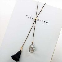 [KALUNG] 0294A4r-A5r Sweater Chain Long Pearl Necklace