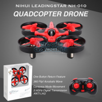Leadingstar Quadcopter Drone RC Helikopter Remote Control Nihui NH-010