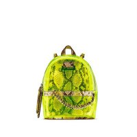 Neon Python Small City Backpack